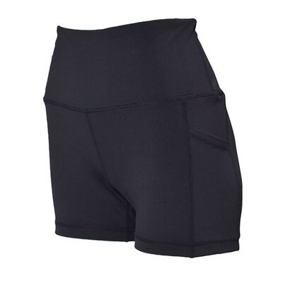 Women's Lux High Rise Shorts, , large