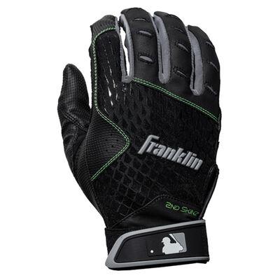 Franklin Men's MLB 2nd Skinz Batting Gloves