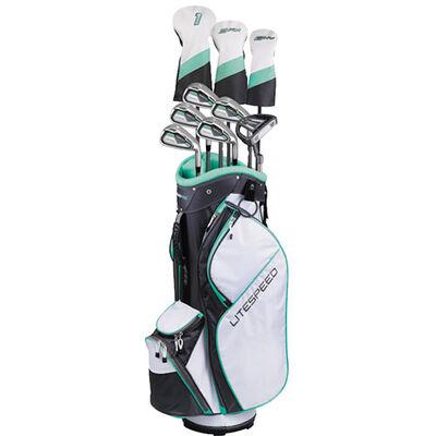 Tour Max Women's Right Hand Litespeed Package Golf Set