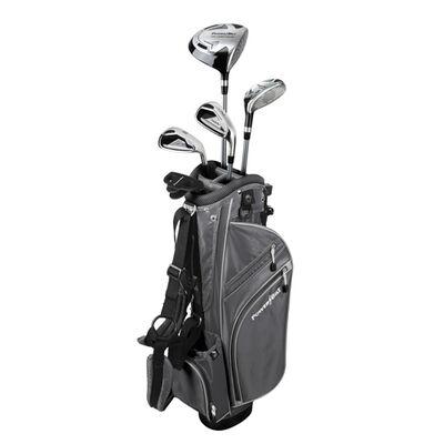Powerbilt Golf Boys' TPS Right Hand Golf Set Ages 9-12