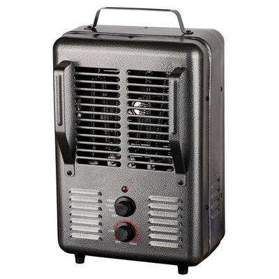 Life Smart Milkhouse Deluxe Portable Electric Heater