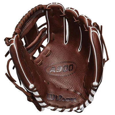 "Wilson Adult 11.5"" A900 Series Baseball Glove, Right Hand Throw"