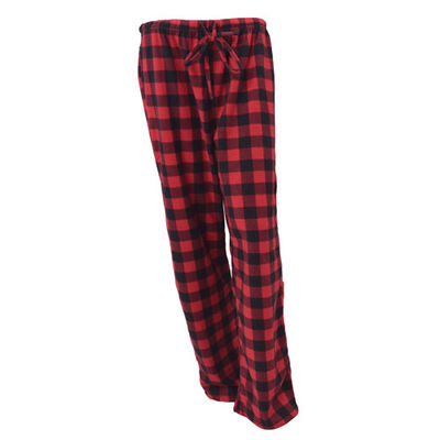 Canyon Creek Women's Buffalo Plaid Loungewear Pants
