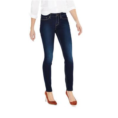 Levi's Women's 711 Skinny Indigo Ridge Jeans