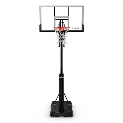 "Spalding SFA Pro 54"" Portable System Basketball Hoop"