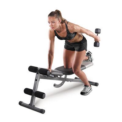 Weider XR 5.9 Adjustable Slant Workout Bench