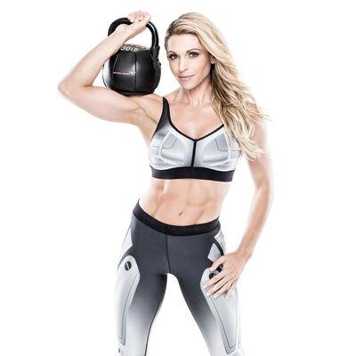 Bionic Body 30lb Soft Kettle Bell