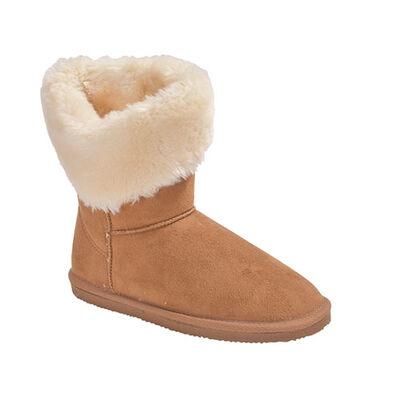 Apres Women's Fur Collar Boot
