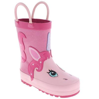 Capelli Sport Girl's Unicorn Rain Boot