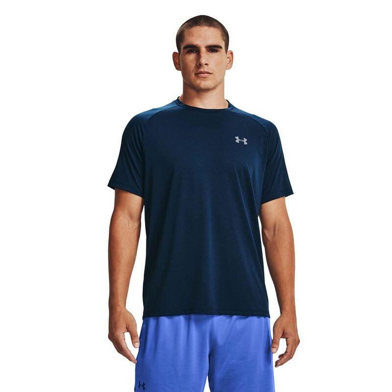 Men's Tech Short Sleeve Tee, Navy, large image number 0