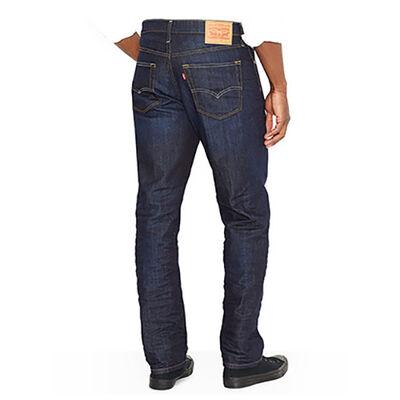Men's 541 Athletic Fit Dark Rinse Jeans, , large