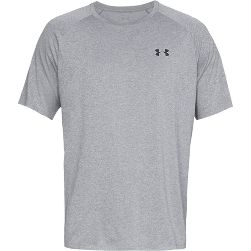 Men's Short Sleeve Tech 2.0 Tee, Heather Gray, large image number 0