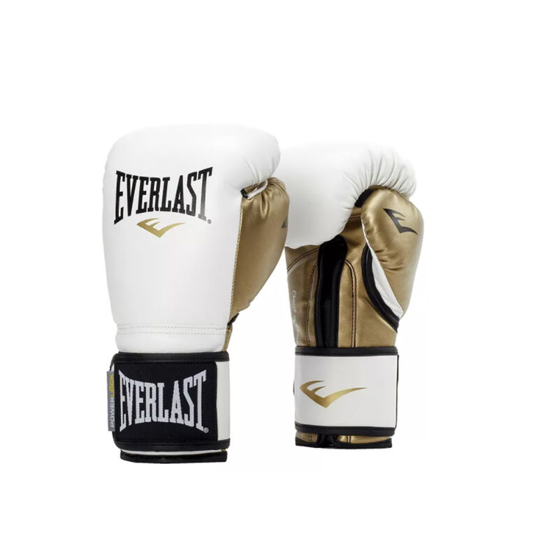 12 Ounce Powerlock Hook and Loop Kickboxing Boxing Bag Training Gloves, , large image number 0