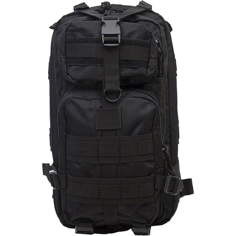Medium Tactical Transport Backpack, Black, large image number 0