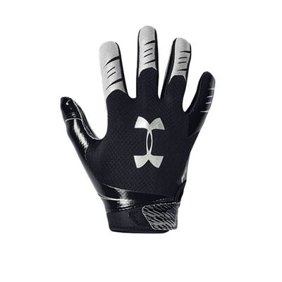 Under Armour Youth F7 Football Receiver Gloves
