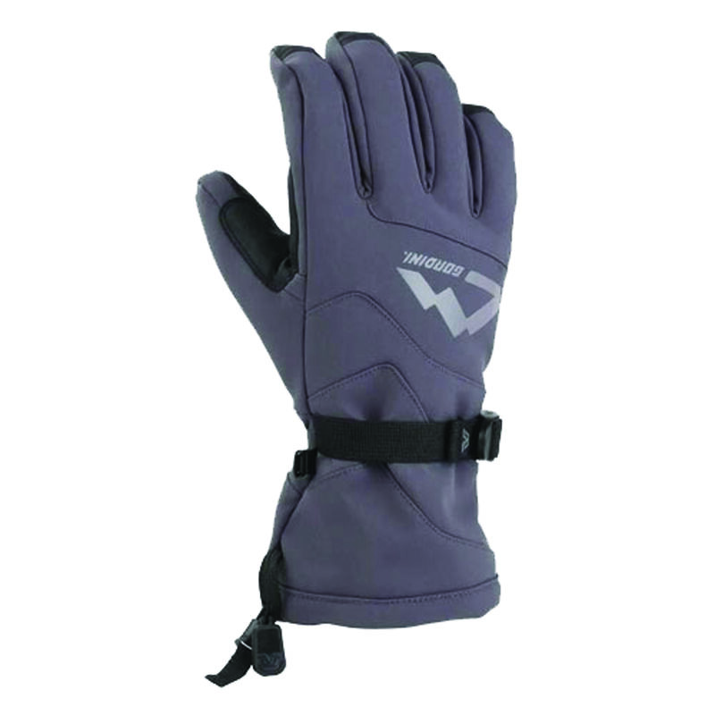 Men's Fall Line IV Gloves, Gray, large image number 1