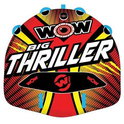 Wow Big Thriller Towable Tube