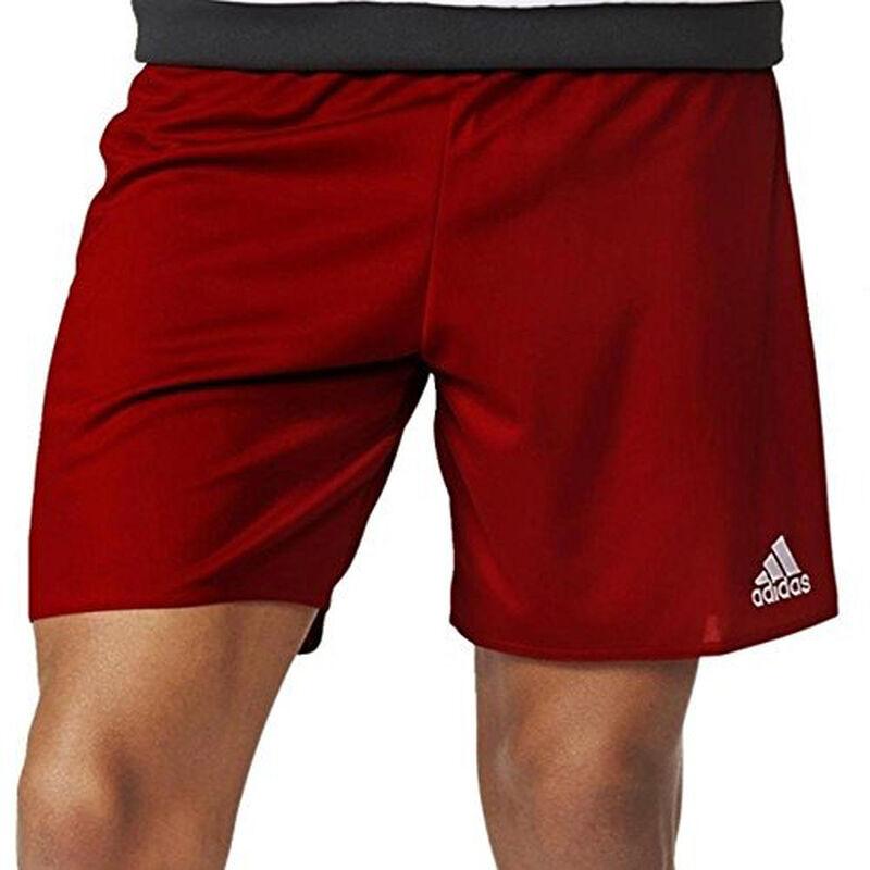 Men's Soccer Parma 16 Shorts, Red/White, large image number 0