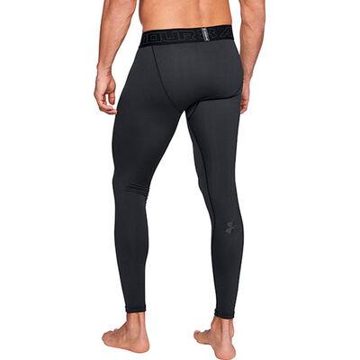 Men's ColdGear Leggings, Black, large