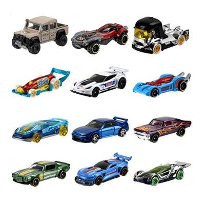 Mattel Assorted Hot Wheels Cars