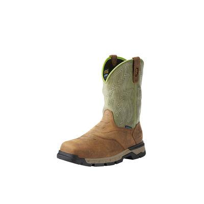 Ariat Men's Rebar Flex Western Waterproof Work Boots