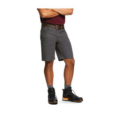 Ariat Men's Rebar  Made Tough DuraStretch Work Shorts