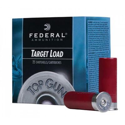 Federal Top Gun Target Loads Case 8