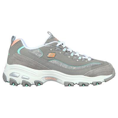 Skechers Women's D'Lites Sparkling Athletic Shoes