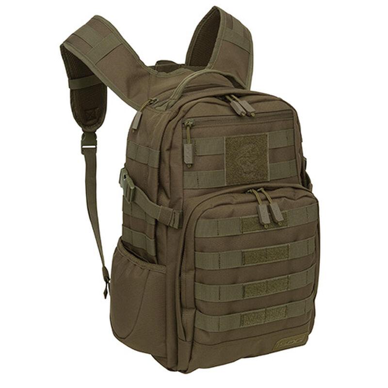 Ninja Backpack, Dkgreen,Moss,Olive,Forest, large image number 0