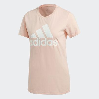 adidas Women's Short Sleeve Basic Tee
