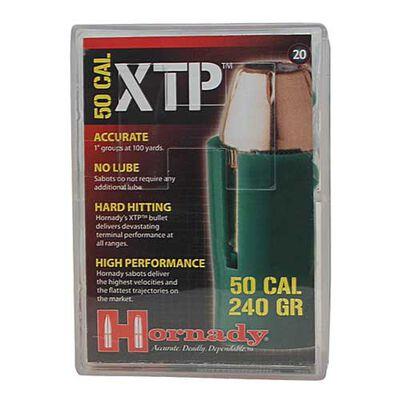 Hornady .50 Caliber Sabot with .44 Caliber Hollow Point XTP 240 Grain Bullet