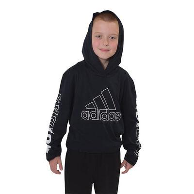 adidas Boys' Long Sleeve Tee