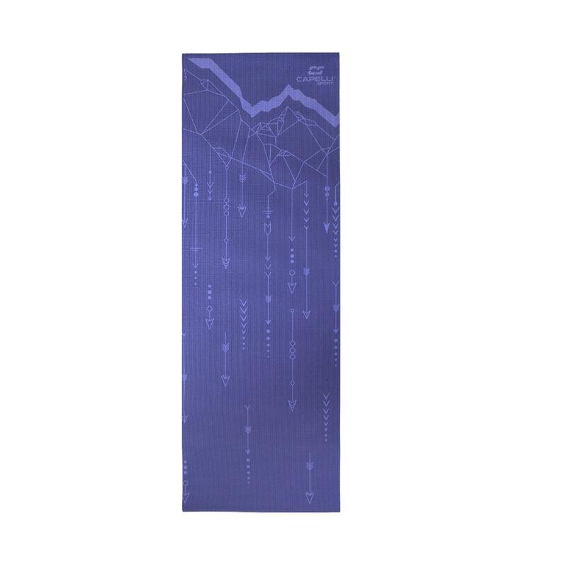 4mm Printed PVC Yoga Mat, , large image number 1