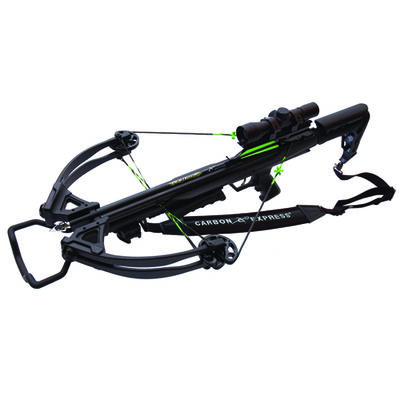 Carbon Express X-Force Black Blade Crossbow Package