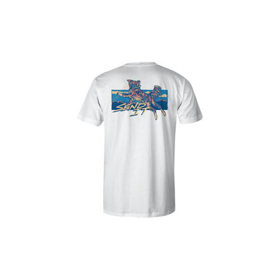 Southern Lure Men's Short Sleeve Send It Dog Tee