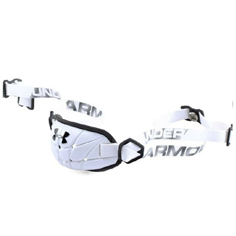 Youth Chin Strap, White, large image number 0