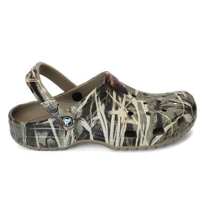 Crocs Men's Classic RealTree Clogs