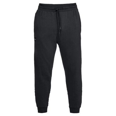 Men's Rival Fleece Joggers, Black, large