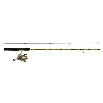 Jimmy Houston Camo Hunter Classic 6' Two Piece Spinning Combo