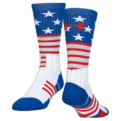 Under Armour Youth Unrivaled Crew Socks
