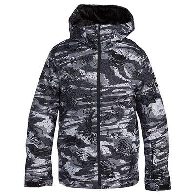 Boys' Morton Jacket, Black, large