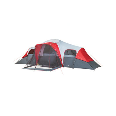 Eagle's Camp 10 Person Family Tent with Sceen