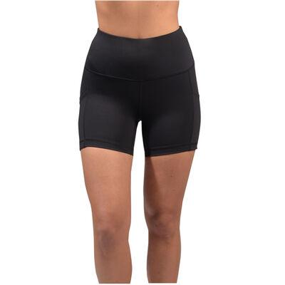 """Yogalicious Women's Tech High Rise 3 1/2"""" Shorts"""