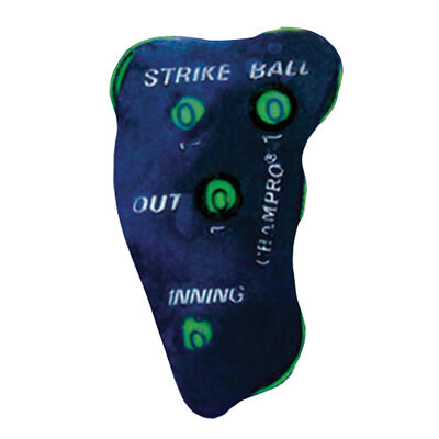 Champro 4-Dial Baseball Umpire Indicator