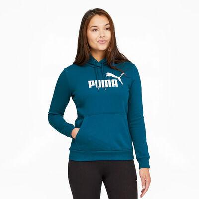 Puma Women's Essential Logo Hoodie