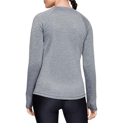 Women's ColdGear Armour Long Sleeve Shirt, , large