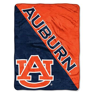 Northwest Co Auburn Micro Raschel Throw Blanket