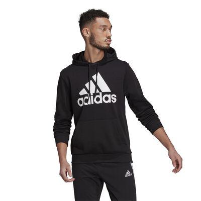 adidas Men's Essentials Big Logo Hoodie