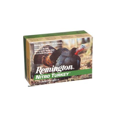Remington Nitro Turkey 12 Gauge Ammunition - 5-Pack