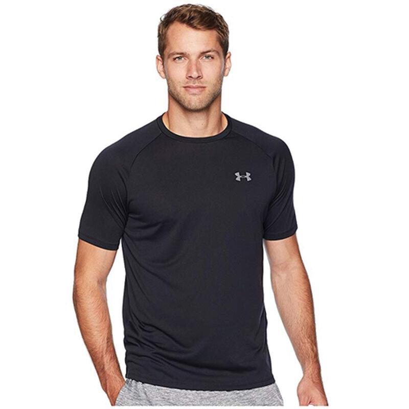 Men's Short Sleeve Tech 2.0 Tee, Black, large image number 2